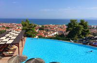 Hotel Alia Palace - Suite met privezwembad