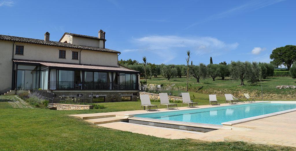 Bijzondere accommodaties Le Buche Wine Resort & Spa in Sarteano (Toscane, Italië)
