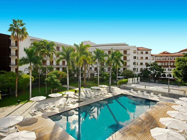 Iberostar Heritage Grand Mencey Hotel - Spanien, Tenerife thumbnail