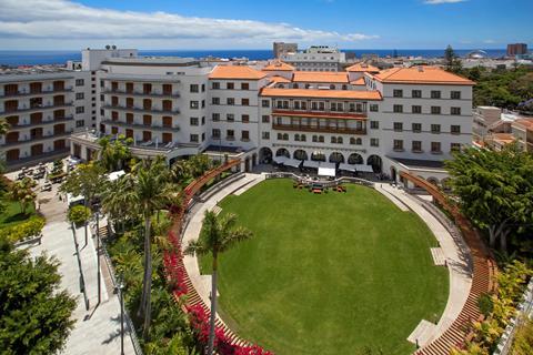 Aanbieding zonvakantie Tenerife - Hotel Iberostar Grand Mencey