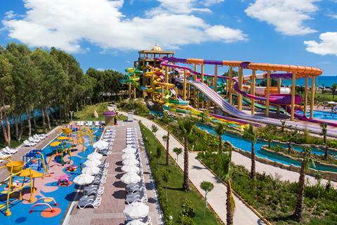 Goedkope zonvakantie Turkse Rivièra 🏝️Hotel Delphin Be Grand Resort Lara