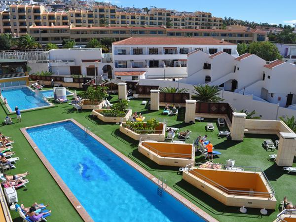 Lejligheder Villa de Adeje Beach - Spanien, Tenerife thumbnail