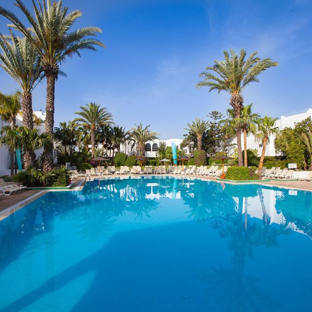 Agadir - Les Jardins d'Agadir Club