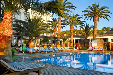 Last minute zonvakantie Ibiza 🏝️Hotel Palladium Palmyra