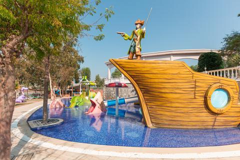 Goedkope zonvakantie Noord-Egeïsche Kust 🏝️Hotel Tusan Beach Resort