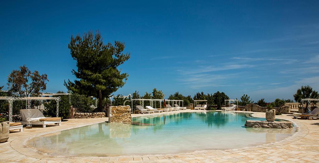Bijzondere accommodaties Masseria Montenapoleone in Taranto (Puglia, Italië)