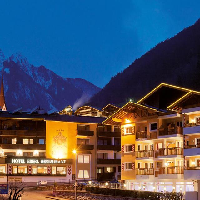 Hotel Eberl Extra ingekocht Tirol