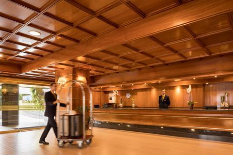 Goedkope vakantie Costa Brava 🏝️Hotel H-TOP Calella Palace