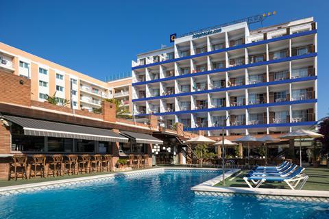 Super zonvakantie Costa Brava - Hotel H-TOP Palm Beach