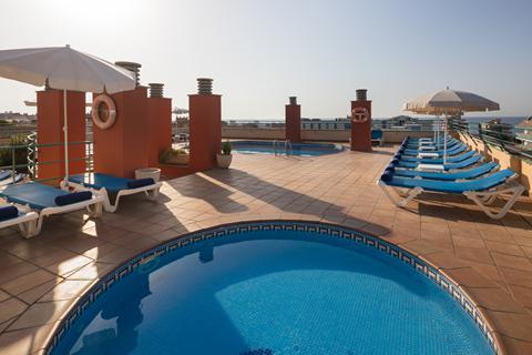 Goedkope zonvakantie Costa Brava - Hotel H-TOP Royal Sun Suites