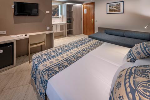 Goedkope zonvakantie Costa Brava - Hotel Maritim
