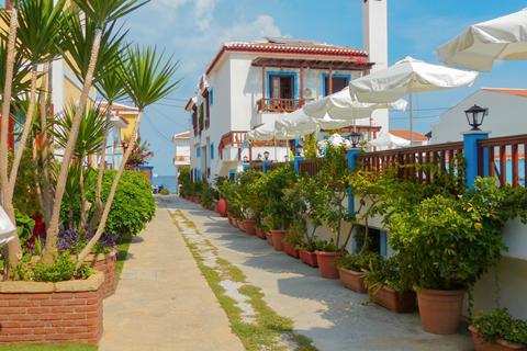 Goedkope zomervakantie Samos - Appartementen Aiolos