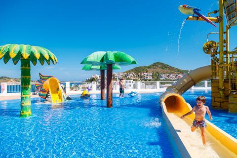 Goedkope zonvakantie Menorca - Carema Club Resort