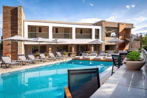 Goedkope zonvakantie Skiathos - Hotel KB Ammos - adults only
