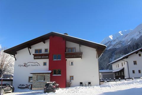Goedkope wintersport Tiroler Zugspitz Arena ⛷️Alpin Resort Austria