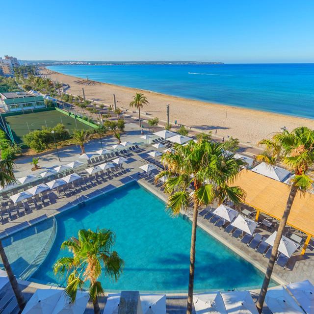 Hotel Fontanellas Playa