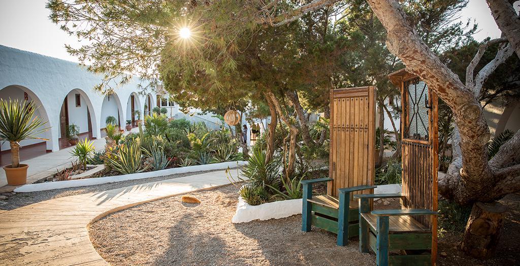 Bijzondere accommodaties La Torre Ibiza in San Antonio (Ibiza, Spanje)