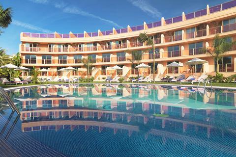 Goedkope zonvakantie Tenerife - Hotel Mare Nostrum Resort Sir Anthony