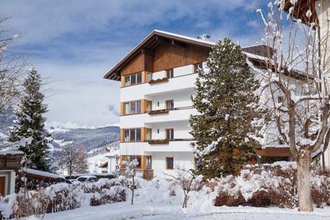 Fantastische wintersport Dolomiti Superski ⛷️Hotel B&B Villa Angelino