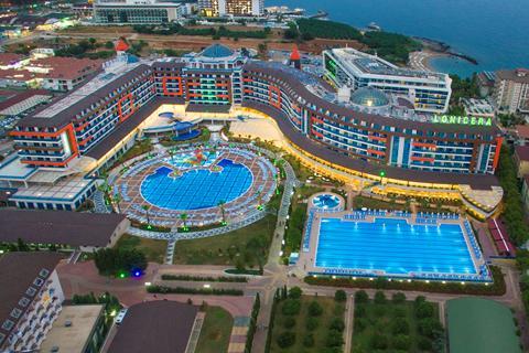 Goedkope zonvakantie Turkse Rivièra 🏝️Lonicera Resort & Spa