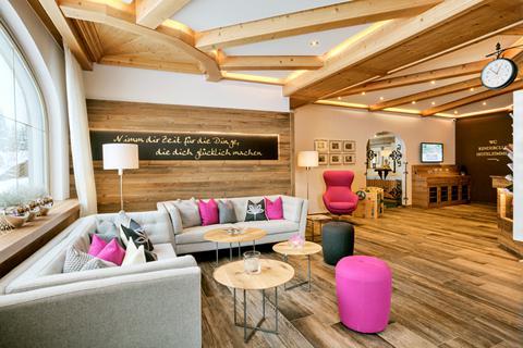 Goedkope wintersport Ski Amadé ⛷️Familienhotel Filzmooserhof