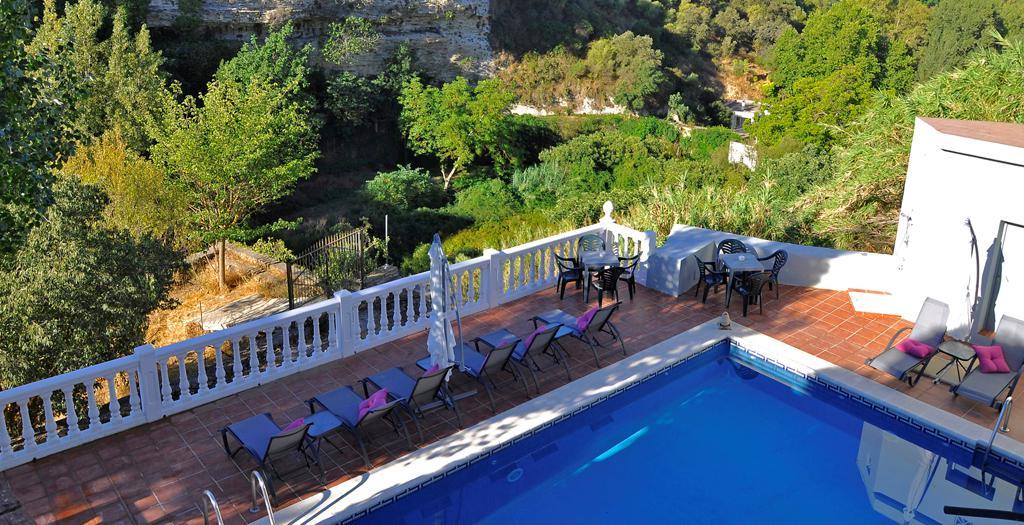Bijzondere accommodaties Villa Ignacia in Ronda (Andalusië, Spanje)