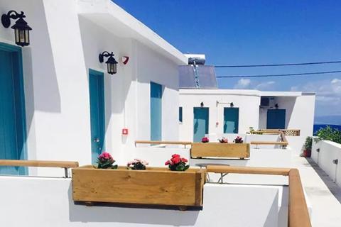 TIP vakantie Samos 🏝️Appartementen Vesper