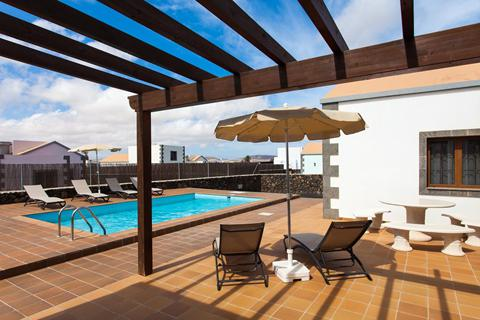 Goedkope zonvakantie Fuerteventura - Villas TAO Mazo