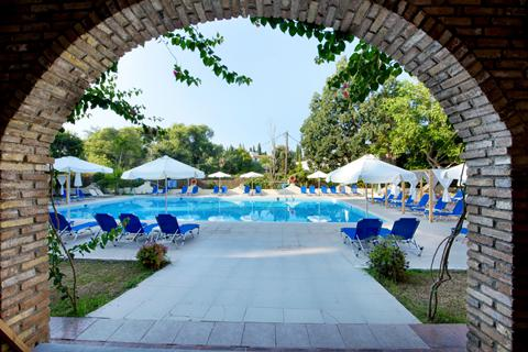 All inclusive zonvakantie Corfu - Hotel Amalia