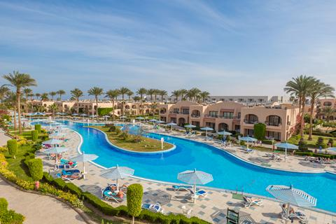 All inclusive zonvakantie Rode Zee - Hotel Ali Baba Palace