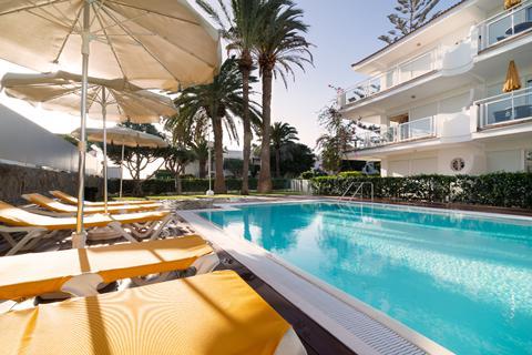 Last minute zonvakantie Gran Canaria - Appartementen Montemayor