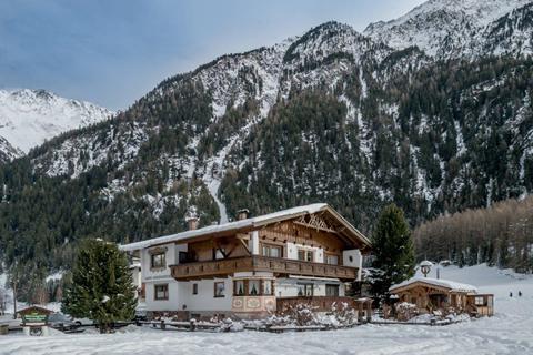 Korting wintersport Sölden-Hochsölden ⛷️Appartementen Wiesengrund