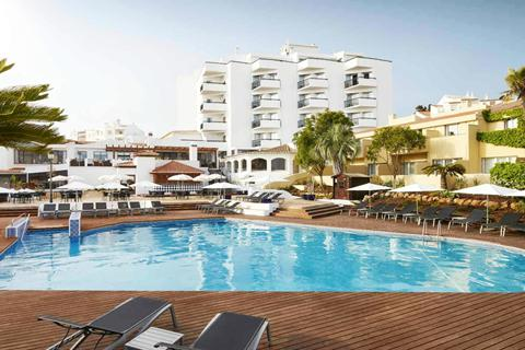 Korting zonvakantie Algarve 🏝️Hotel Tivoli Lagos