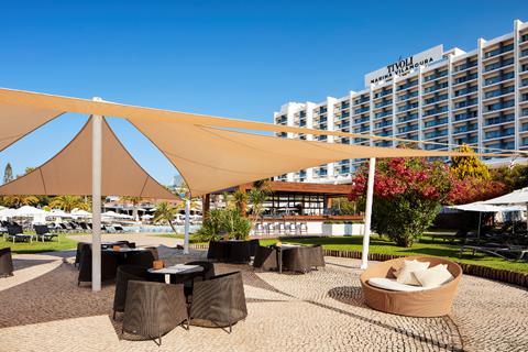 Goedkope zonvakantie Algarve - Hotel Tivoli Marina Vilamoura