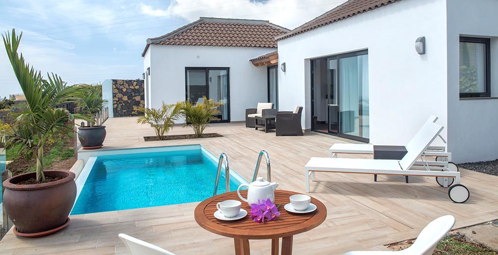 Bijzondere accommodaties Villas Taburiente in Los Llanos de Aridane (La Palma, Spanje)