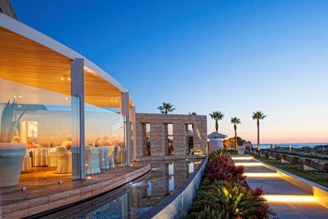 Goedkope zonvakantie Kos - Aqua Blu Boutique Hotel & Spa