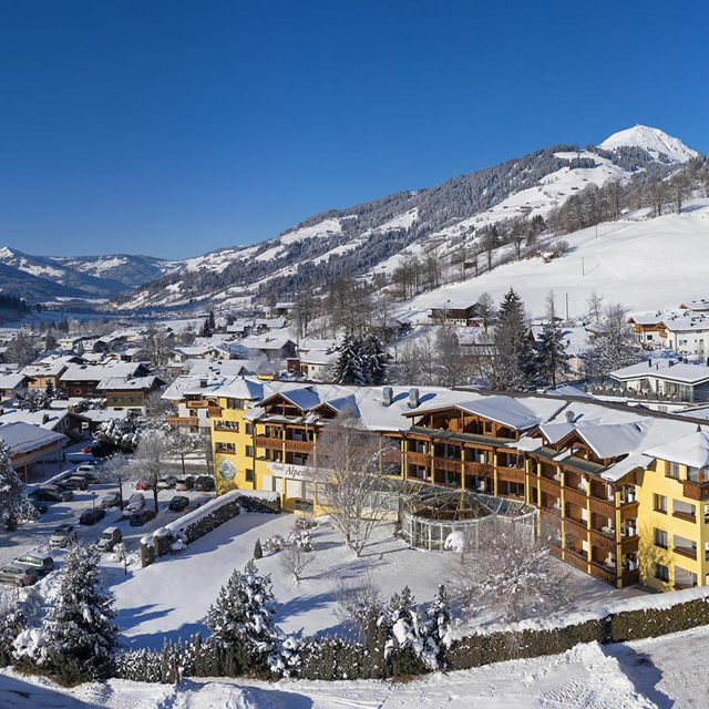 Meer info over Hotel Alpenhof  bij Bizztravel wintersport