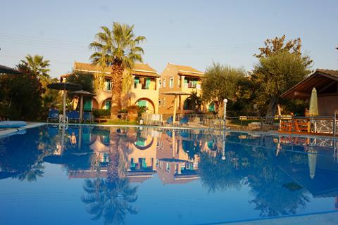 Last minute vakantie Corfu 🏝️Appartementen Artemis