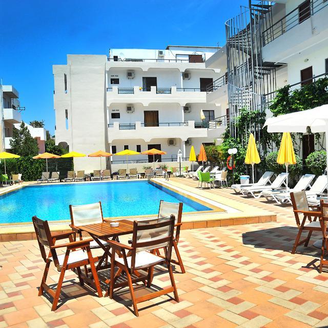 Appartementen Santa Marina