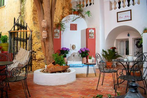 Goedkope zonvakantie Kreta - Hotel Porto Maltese