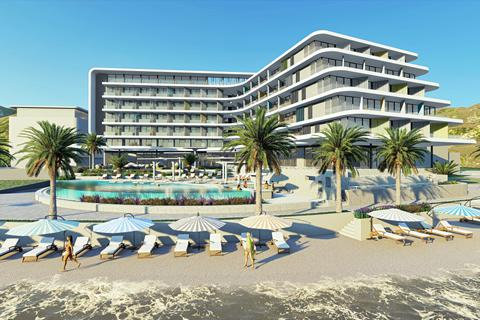 Hotel Iberostar Selection Kumbor - logies