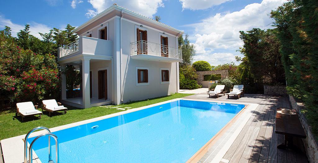 Bijzondere accommodaties Aeriko Villas in Agios Yiannis (Lefkas, Griekenland)