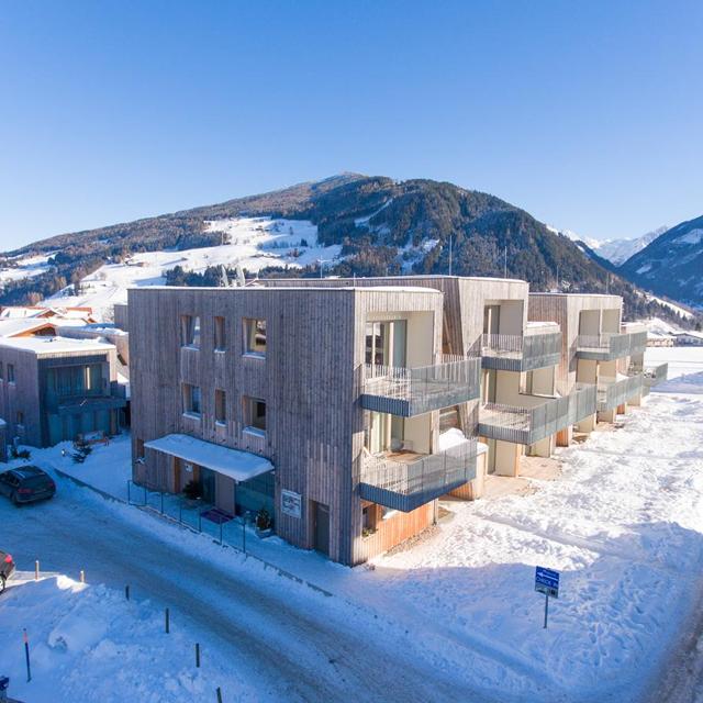 Appartementen Alpenrock Schladming Salzburgerland