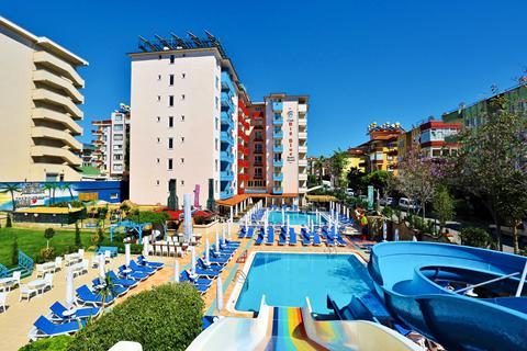 TOP DEAL vakantie Turkse Rivièra 🏝️Hotel Club Big Blue Suite