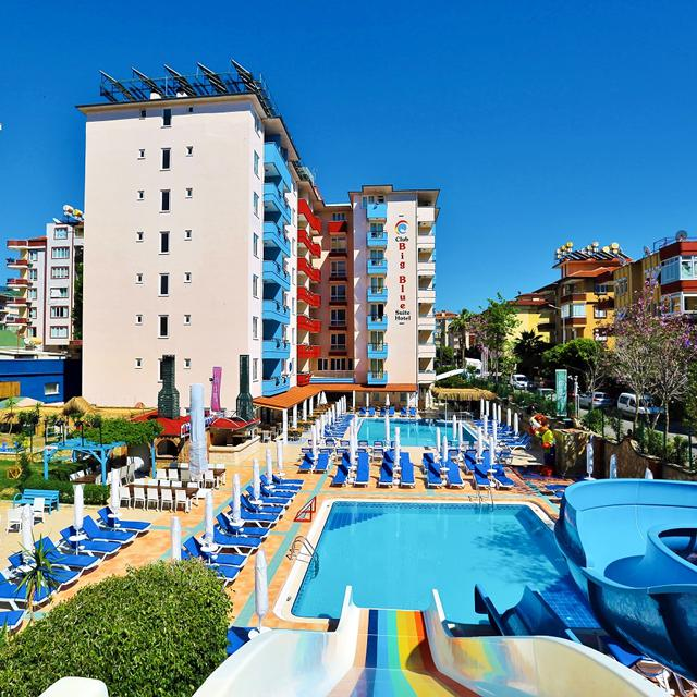 Hotel Club Big Blue Suite