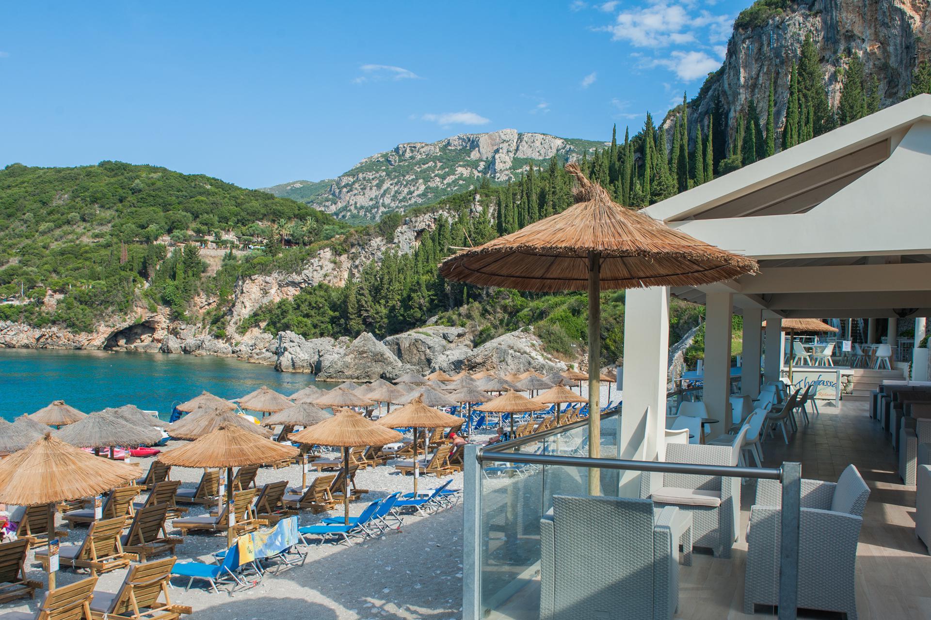 Hotel Blue Princess Beach Suites Korfu Griechenland Sunweb