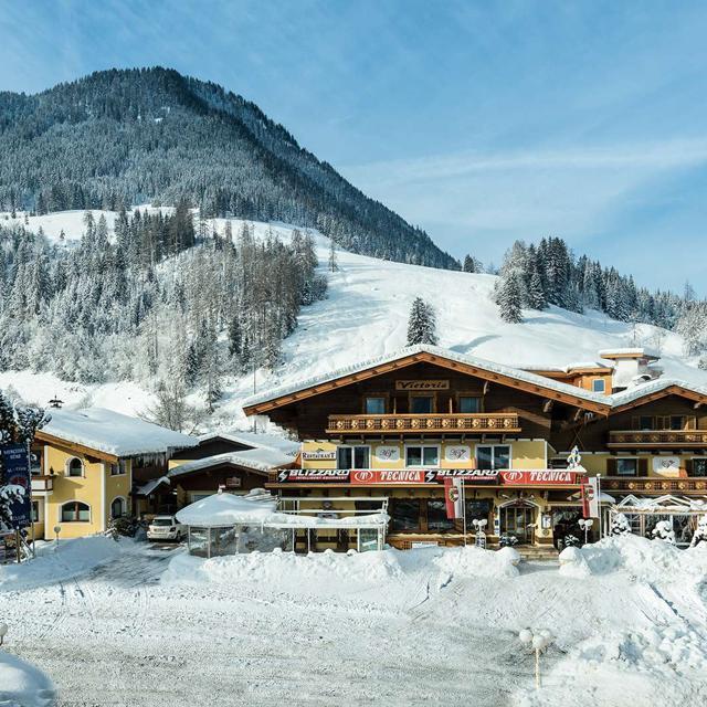 Hotel Victoria Salzburgerland