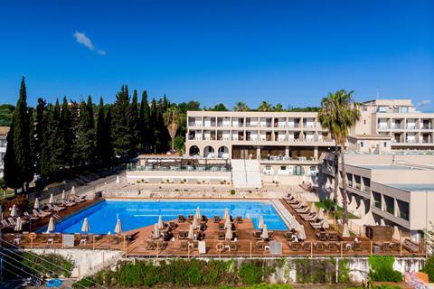 Goedkoop op vakantie Corfu 🏝️Hotel Magna Graecia