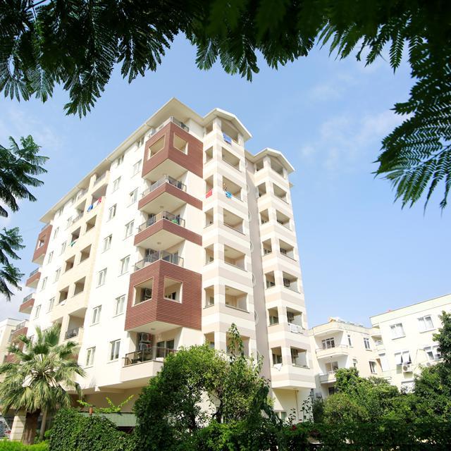 Appartementen Almera Park