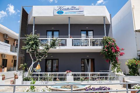 Goedkope vakantie Kreta 🏝️Appartementen Lia